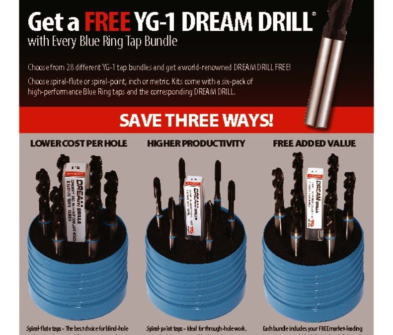 YG-1 Tap and Drill sets