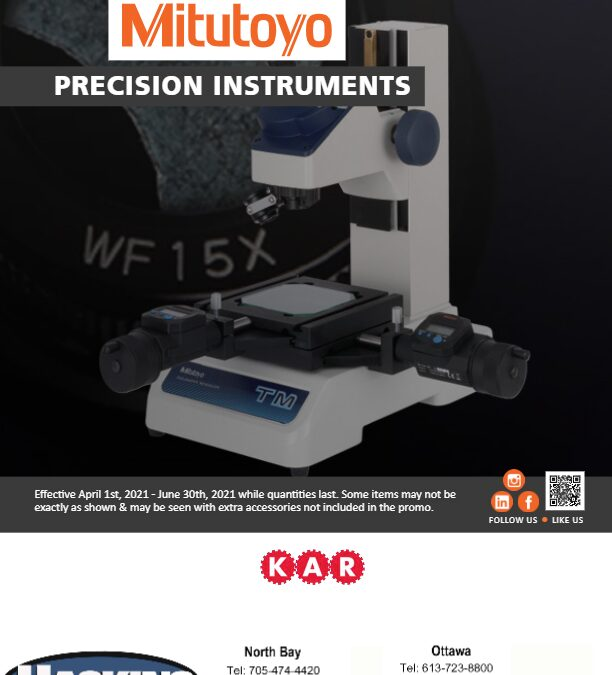 thumbnail of Precision Instruments Spring 2021